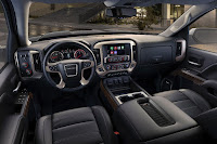 GMC Sierra 1500 Denali Ultimate Crew Cab (2016) Interior