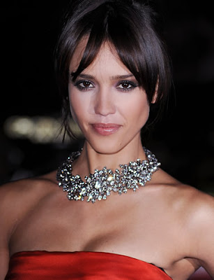 Gorgeous Jessica Alba Wallpaper