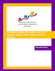 Descarga el Reglamento Interno del Consejo Consultivo Nacional