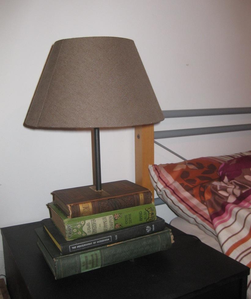 Своими руками основание для лампы