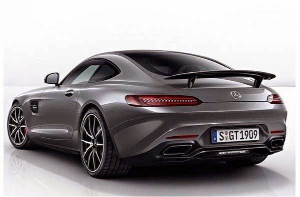2015 Mercedes-AMG GT Edition 1 Review