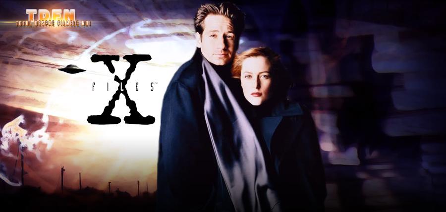 Gillian Anderson şi David Duchovny ar putea reveni în serialul The X-Files
