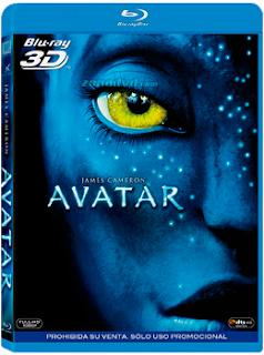 Avatar 3D Blu Ray full HD 1080p