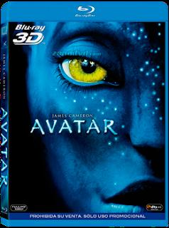 Avatar 3D Blu Ray full HD 1080p