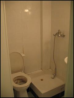 Salle de bains ridicule - De la Zep aux Étoiles