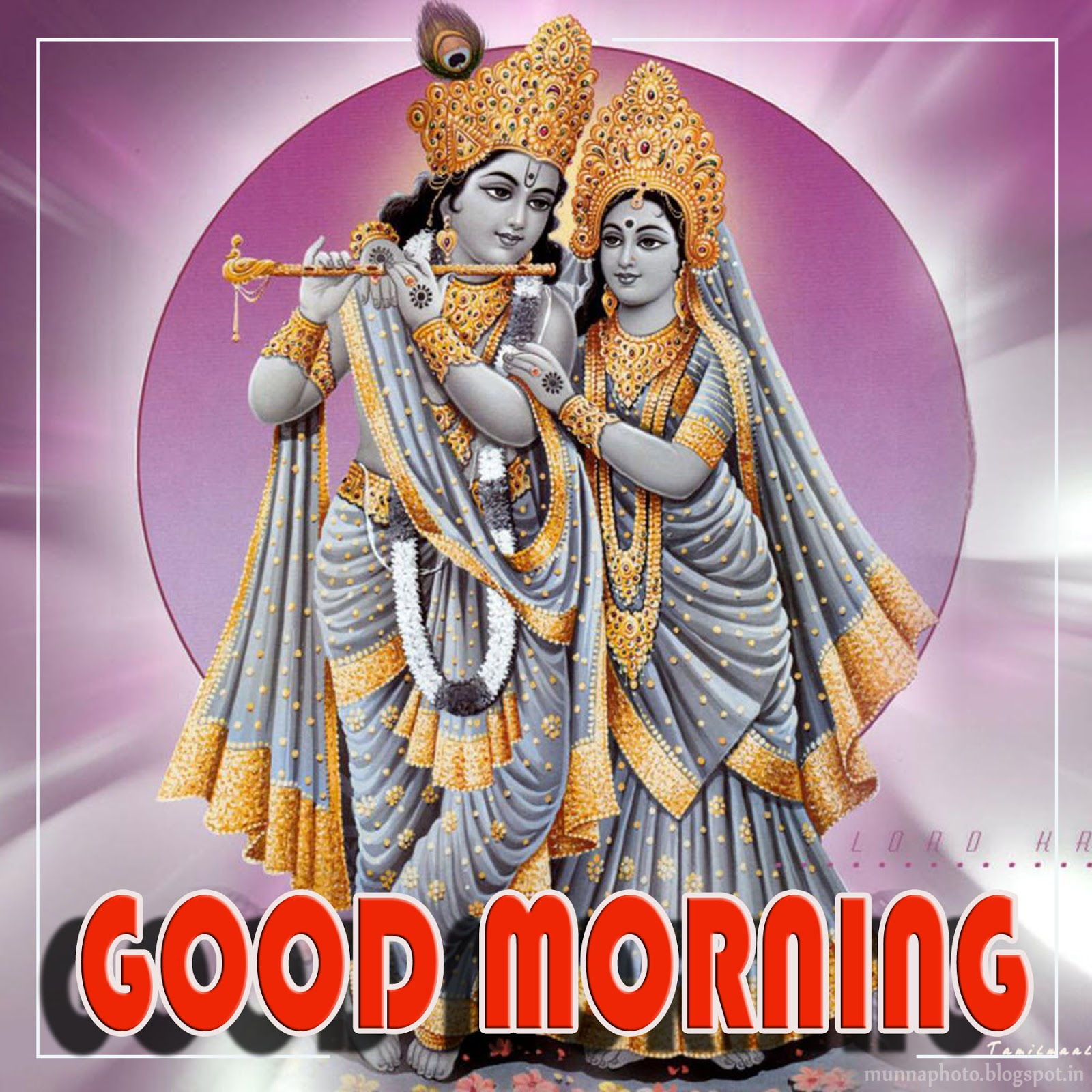 God Hindhu Good Morning Good Night Munna Photo