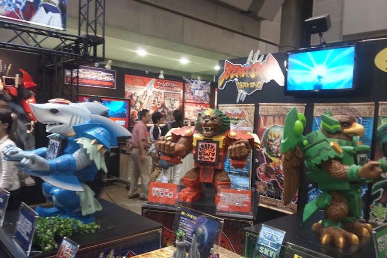 Beast Saga : la nouvelle gamme Dragonautes de Takara SD_display2