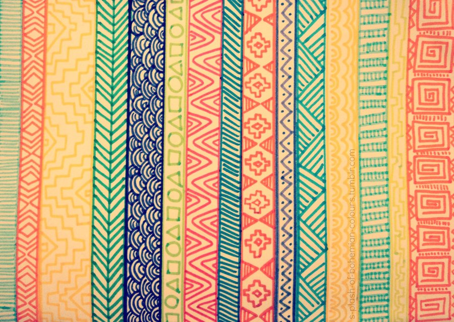 Tribal patterns tumblr - photo#5