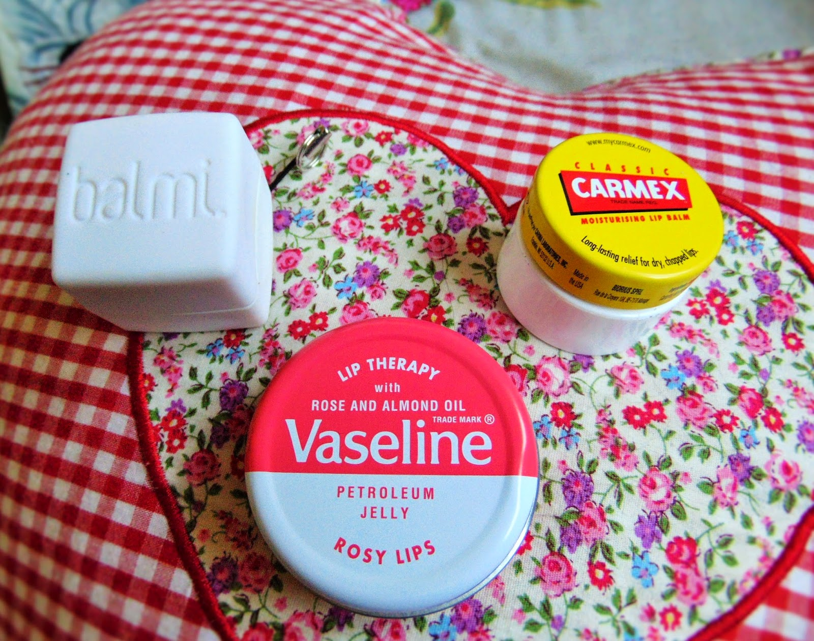 valentines picks for irresistable lips my fave balms carmex balmi vaseline