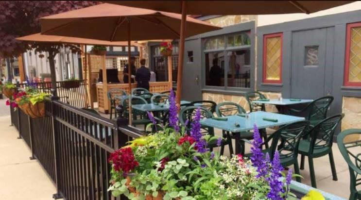 Promote Michigan NEWS: Schuler\'s Restaurant & Pub Enhances Outdoor ...
