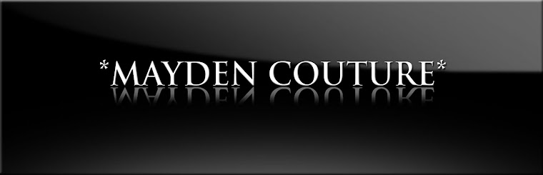 *Mayden.couture*