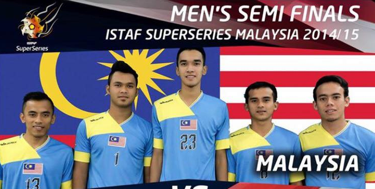 Video Perlawanan Malaysia Vs Thailand Final Siri Super ISTAF 2015
