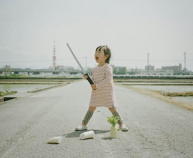©Nagano Toyokazu. Magic Road. Fotografía | Photography
