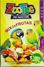 Mix de Frutas para Aves Zootec