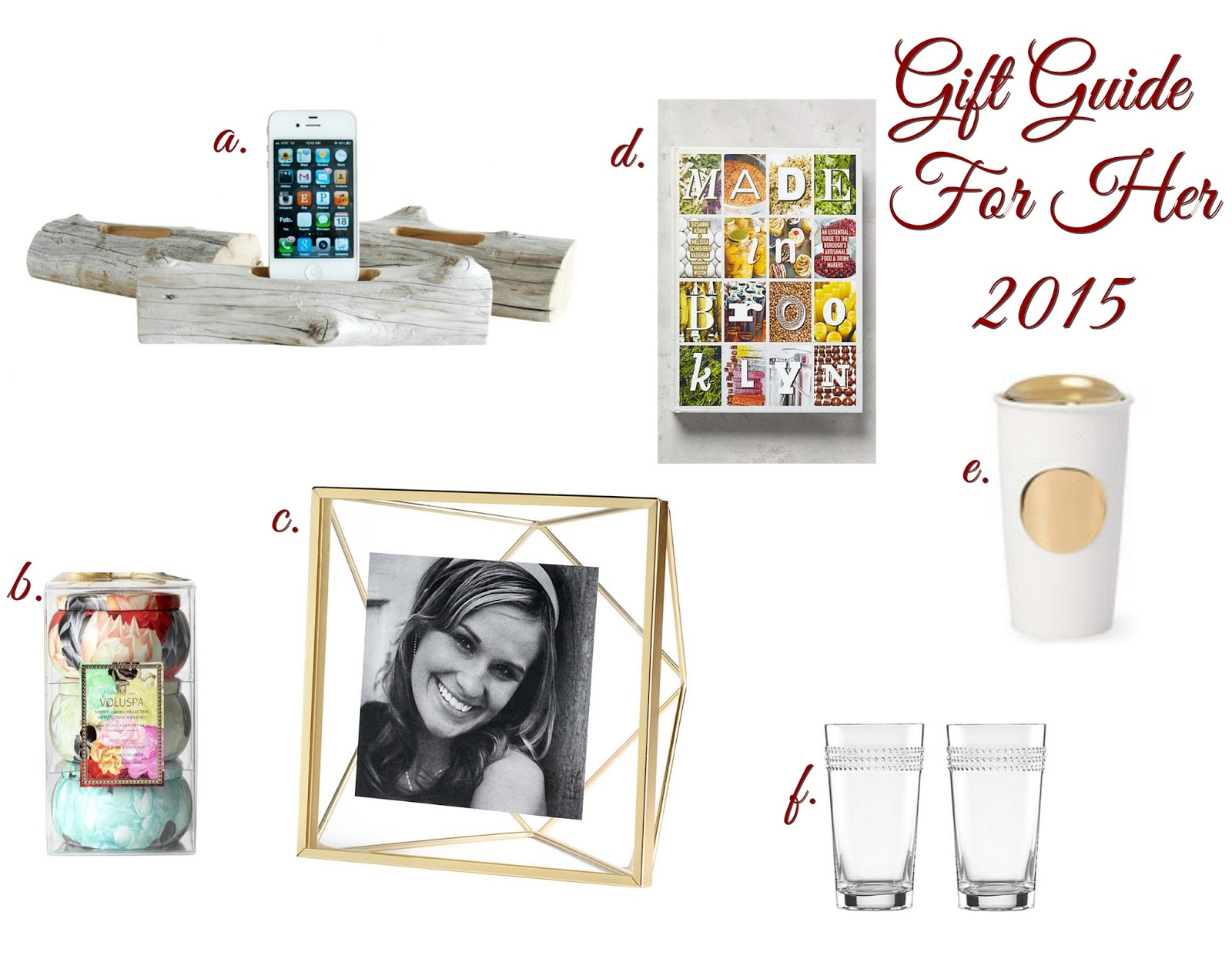 Charm City Mrs Holiday Gift Guide For Her 2015