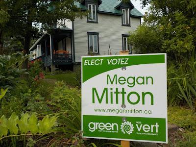October 2018, Megan Mitton MLA