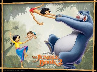 The Jungle Book II Hindi Dubbed Watch Online