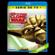 Star Wars: La guerra de los clones (2009-2010) Temporada 2 Completa BRRip 1080p Audio Dual Latino-Ingles