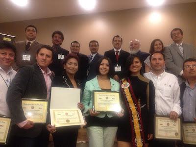 I Congreso Internacional de Liderazgo y Talento Humano, CSLNJ - CAJE