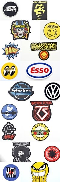 View Retro Patches Here