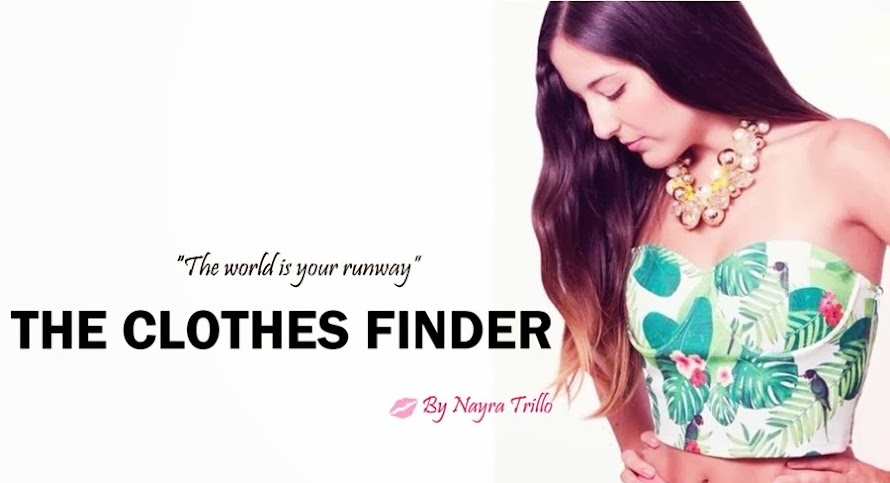 The Clothes Finder