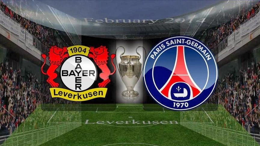 Bayer Leverkusen vs PSG Champions League