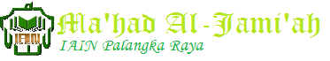 Ma'had Al-Jami'ah IAIN Palangka Raya
