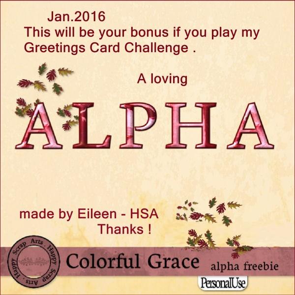 Jan.'16 GreetingsCard Bonus
