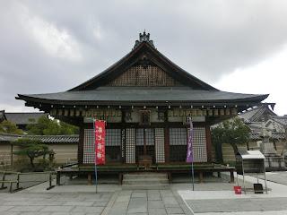 東寺毘沙門堂