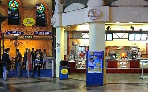 Cinesa Plaza de armas