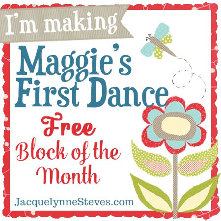 Maggie's First Dance BOM