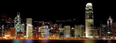 Photo couverture journal facebook ville la nuit