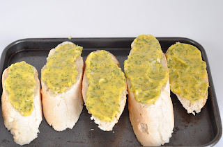 Garlic Bread (Pan Con Ajo) ~ Simple Food