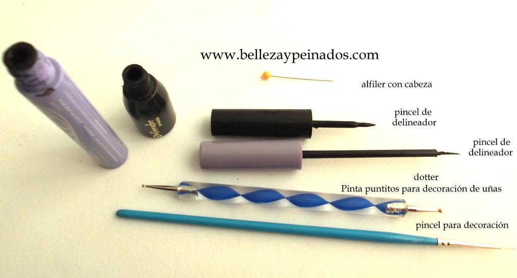 Fácil decoración de uñas para principiantes ~ Belleza y Peinados