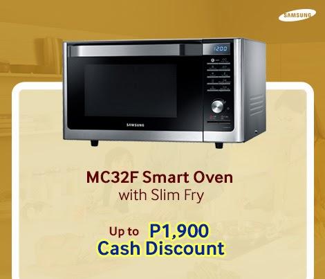 Samsung's Smart Oven