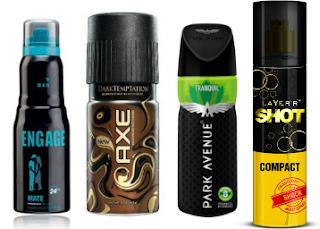 Amazon : Buy Kamasutra, Engage, Park Avenue Deodorants at Upto 60% off And Free Shipping – Buy To Earn