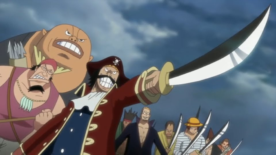 One Piece Gold Roger Crew http://collectionanimepicture.blogspot.com/2011/02/king-pirate-gol-d-roger.html
