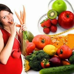 Foto Ibu Hamil Sehat Daftar Makanan Menyebabkan Keguguran