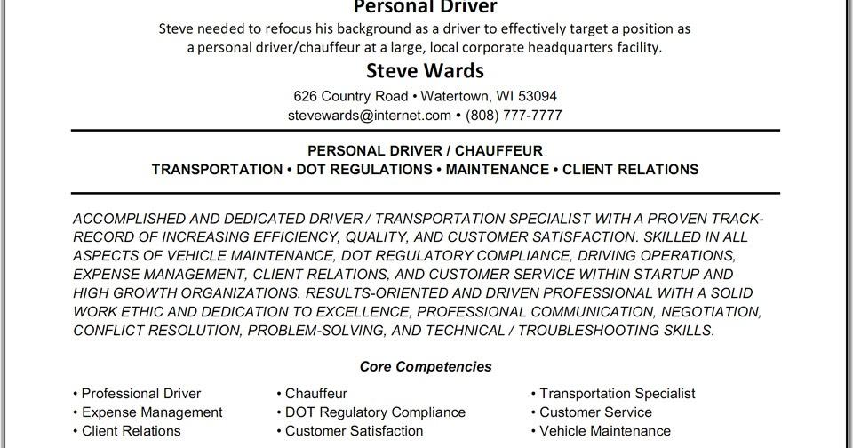 lift driver resume - Lift Driver Resume