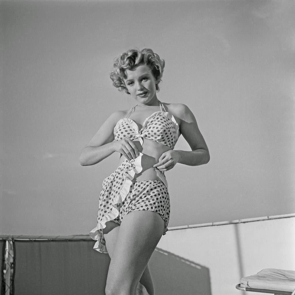 Marilyn Monroe (Norma Jeane)
