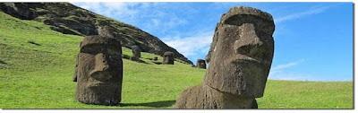 Easter Island - Buka minda