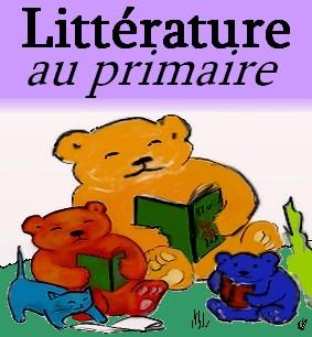 Blog Littérature au primaire
