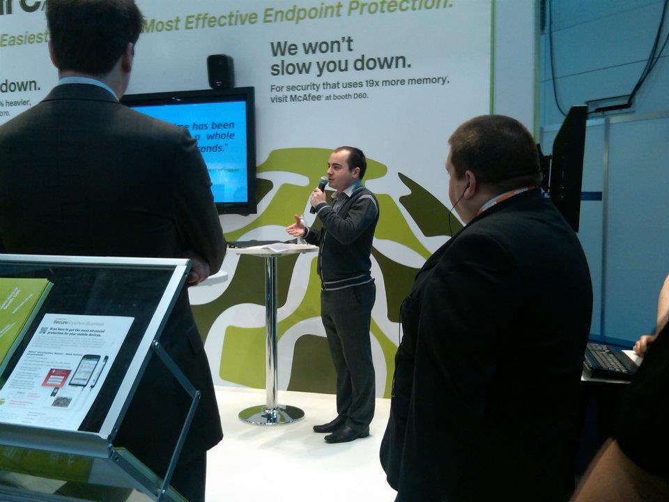 InfoSec 2012 Presentation