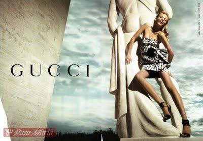 GUCCI Top Fashion Brand 2013