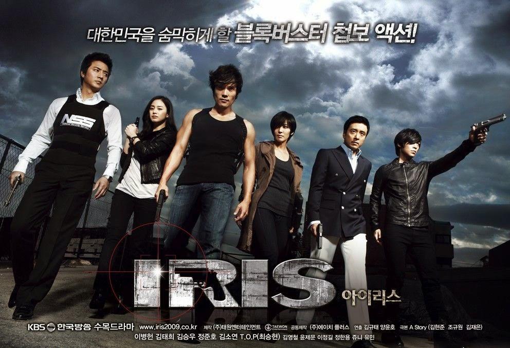 IRIS Korean Drama 2009