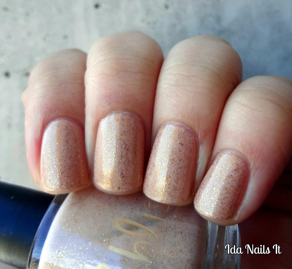 Ida Nails It: Pahlish Coney Island Queen Collection