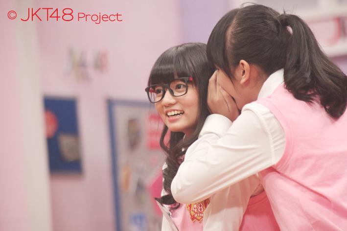 Stella dan Beby JKT48