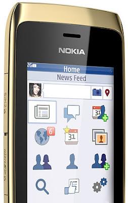 Nokia Asha 310 Dual SIM & WLAN