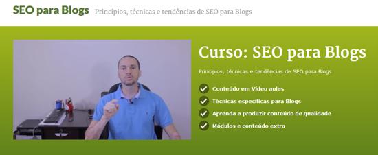 Marcos Lemos do Ferramentasblog.com - Técnicas de SEO para Blogs