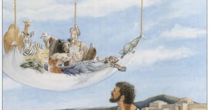 Los Hechos de los Apóstoles. ¿Sacralidad o fraude? - Página 2 Pedro+mata+y+come
